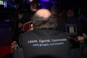 Claude est son tee-shirt LeWeb3